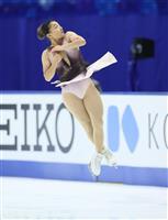デビュー高橋組は2位発進 SPは坂本、鍵山がトップ NHK杯