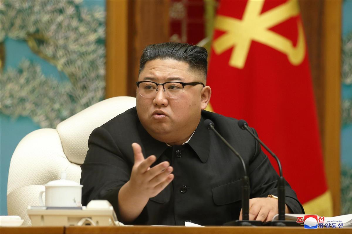 北朝鮮の金正恩朝鮮労働党委員長|北沈黙の裏に「米を刺激するな ...