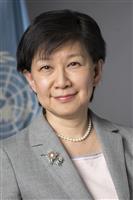 「ジェンダーの平等」を平和構築の中核に 中満国連事務次長ら寄稿