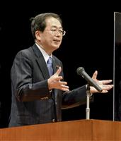 公明・斉藤氏が支援訴え 河井元法相の衆院広島3区