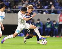 J1、G大阪は鳥栖と引き分け 鹿島とC大阪は勝利