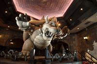 【動画】USJ、マリオ新エリア2月開業 クッパ城、マリオカートなどゲーム世界を体験