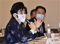 富士山登山鉄道「十分成り立つ」 山梨知事、ユネスコ訪問し説明へ