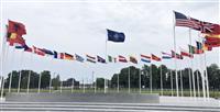 ロシアと中国を「巨大な脅威」 NATO、10年間の課題まとめた報告書