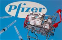 英政府がファイザーのワクチンを承認発表 日米欧で初
