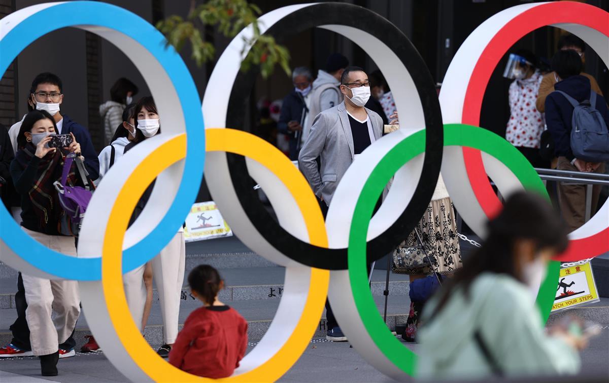 オリンピック コロナ