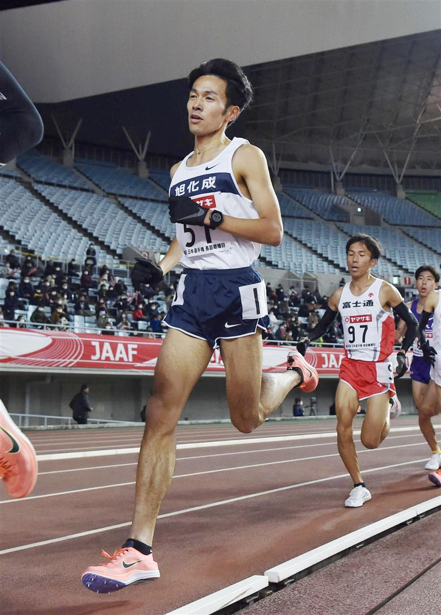 旭化成 相澤 晃 相澤晃が27:18.75で日本新記録樹立!伊藤、田村も日本新の超高速レース!日本選手権長距離2020男子10000mA決勝 (2020年12月4日)