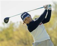 畑岡3打差10位 上原も予選通過 米女子ゴルフ第2日