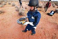 はやぶさ2、6年ぶり帰還の快挙 豪砂漠でカプセル回収