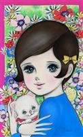 漫画家の花村えい子さん死去 「霧のなかの少女」