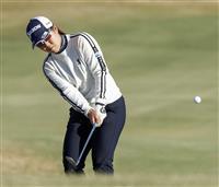 畑岡は74で11位 米女子ゴルフ最終日