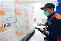 中国製ワクチンが到着、インドネシア