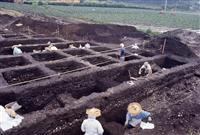 史跡指定後初の発掘調査 千葉・袖ケ浦の山野遺跡