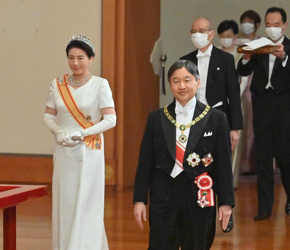 皇后さま、体調整え重要儀式にもご臨席 - 産経ニュース