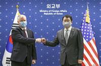 """ビーガン氏""""最後""""の訪韓、韓国は新政権へ橋渡し期待"""
