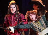 宝塚星組公演「シラノ・ド・ベルジュラック」轟悠「お客様から感激をもらっています」