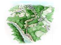 「チバニアン」間近で観察…施設、8年度完成目指す 地元の市原市