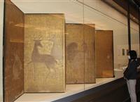 絵巻と神鹿の美術で見る「おん祭」 奈良博で特別陳列