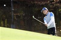 5位の19歳笹生優花「普通に楽しむ」 全米女子OPゴルフ