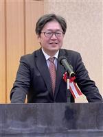 江崎道朗氏「したたかに二股外交を」 三重「正論」懇話会