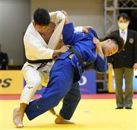 阿部が24分の死闘制す 丸山破り東京五輪へ 柔道男子66キロ級代表