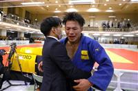 柔道・阿部が男泣き、宿敵に最大限の敬意 妹と金メダル獲りへ