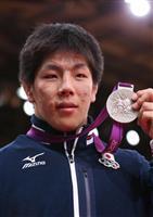 ロンドン五輪銀の中矢引退 柔道男子、世界一は2度