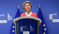英EU両首脳「われわれは一層の努力をする責任」、FTA交渉継続で