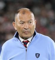 ラグビーW杯、日本と同組「予感した」 イングランド監督
