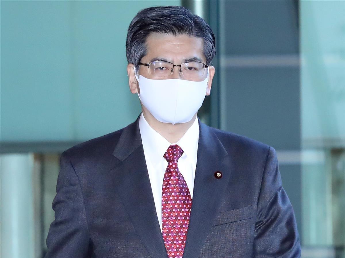 公明党・石井啓一幹事長(春名中撮影)