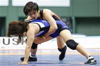 女子57キロ級は南條がV2 全日本レスリング第3日