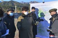 北朝鮮首相が金剛山視察 韓国抜き再開発の兆候か