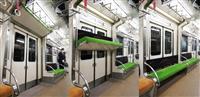 【動画あり】京阪「座席上げ下げ電車」が引退へ 中之島駅で観覧会