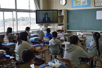 【年の瀬 記者ノート】「コロナ禍でも歩みは止めない」 小学校での新しい日常 宇都宮