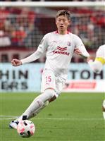 最優秀若手選手に瀬古 Jリーグ、C大阪の20歳