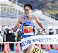 ペースメーカーに川内優輝ら 大阪国際女子マラソン