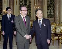 【外交文書】中国、天皇陛下訪中を直接要請 日本は非公表 天安門翌年「即位の礼」