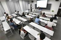 大学の対面授業、187校でいまだ半分未満 文科省調査