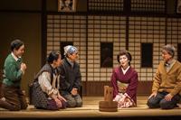 【鑑賞眼】劇団民芸「ある八重子物語」 新派と新劇の両立、生き生きと