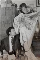 【話の肖像画】東京五輪金メダル1号、重量挙げ・三宅義信(81)(11) 妻の支えが五輪…