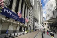 NY株続伸、70ドル高 米経済対策への期待継続