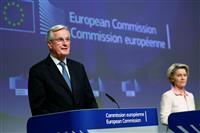 英EU合意 FTA実現で日本企業に安堵 通関手続き混乱の不安も