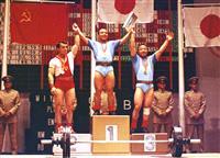【話の肖像画】東京五輪金メダル1号、重量挙げ・三宅義信(81)(12)兄弟で表彰台に感…