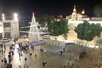 キリスト生誕地でXマスのミサ コロナ収束へ祈り