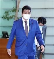 岸防衛相、安倍氏記者会見は「誠意を持って説明尽くした」