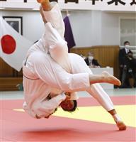 技を支えた意地と矜持 羽賀が初の全日本王者に