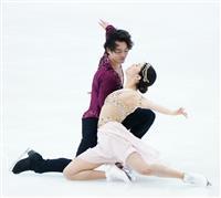 アイスダンス高橋組は2位 全日本フィギュア最終日