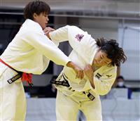 戦機熟すまで我慢、勝負どころで一撃 23歳の冨田が初V 柔道女子