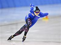 高木美が三千と五百の2冠 スピード全日本選手権