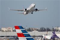 米で737MAX運航再開 アメリカン1年9カ月ぶり